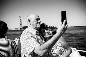 Liberty Selfies