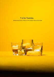 T is for Twinkie