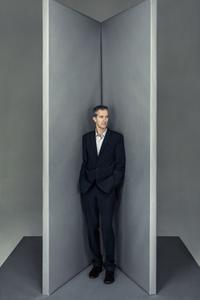 Geoff Dyer by Mark Harrison
