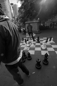 Chess in Melbourne