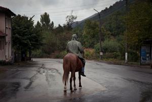 "Near Vidin, a small city along the Danube - BULGARIA. From the series ""Where Europe ends"" © Camilla De Maffei"