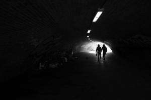 Walking to Light