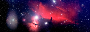 Horsehead Nebula Panorama