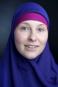 Tamara, converted to Islam  in 2003