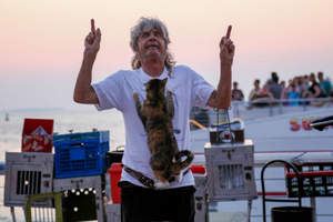 The Key West Cat Man