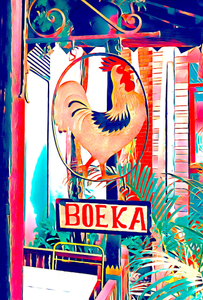 Vibrantic - Waroeng Diboeka