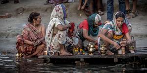 Prayer to Ganaga