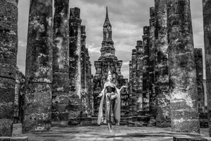The angel from Sukhothai kingdom #3
