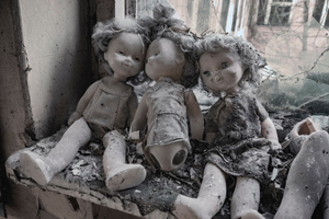 Girlfriends Manya, Rita and Sasha