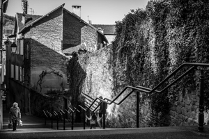 Les escaliers Figeacois
