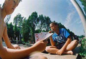Gamble not pose