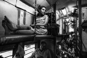 IMPRESSIONS AT THE OLD DELHI RAILWAY STATION 9