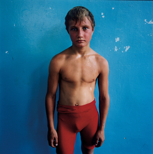 Red Faced Boy, Ukraine 2006