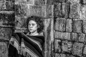 Misery in Cusco, Peru