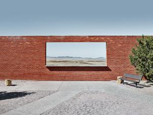 The Wall Frame, Arizona