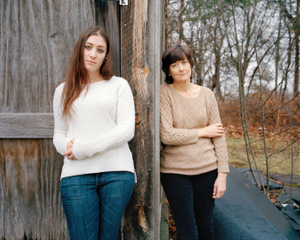 Lauren and Mary, Ipswich Massachusetts, 2014