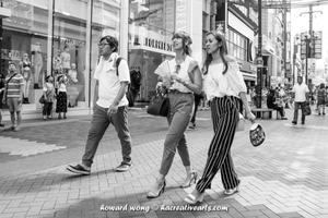 Fashionable friends