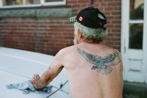 Eagle Tattoo, 2017