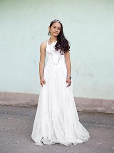 Izabela as a bride © Maria Sturm