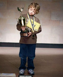 Joshua Polera. 2nd, Primary Category, Spelling Bee of Canada, Ontario Championship Finals. City Hall, Toronto © Sandy Nicholson