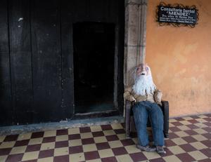 Valladolid, Mexico. December 2015