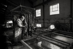 Martin Brady, Leather Worker