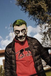Why a Joker face