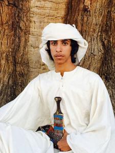 Beduin from Najran
