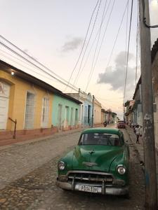 Classic Car, Trinidad