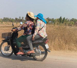 16 Cambodge on the road