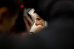 Paris fashionweek AW14 - Issey Miyake