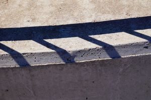 Concrete shadow