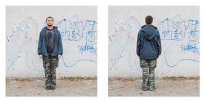 Young man, Berlin