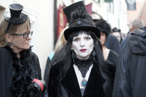 Whitby Goths # 7