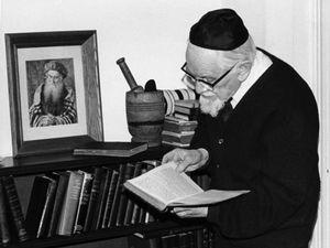 Rabbi Klein