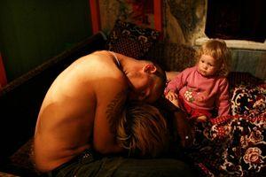 From the series, Another Family, © Irina Popova