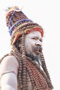 Sadhu portrait 14