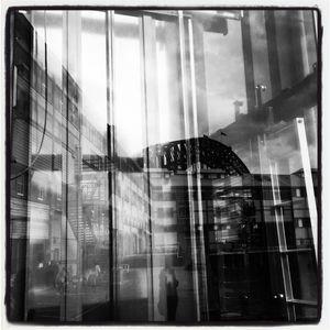 City Reflections IX