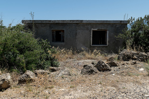 Greek-Cypriot refugee house