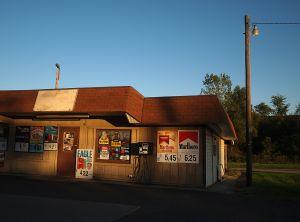 Sunoco Gas Station, Lodi, Ohio