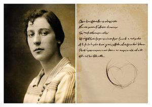 The last letter of Polissena