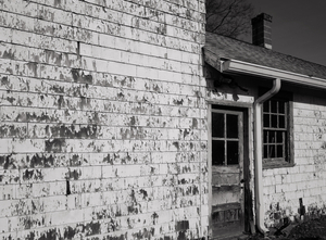 Service Building, Sherwood Island, 12 27 20