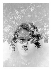 """Fiona. From the series """"Together in Youth and Light"""" © Justin Gonyea © Justin Gonyea"""
