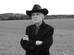 """""""The Cowboy"""" (From the series entitled, """"The Last Picture Show"""" documenting the last year of my father's life as he suffered from progressive dementia.)"""