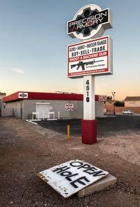 Precision Armory, Las Vegas, Nevada, 2019