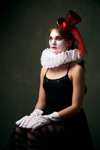 Rembrandt Clown