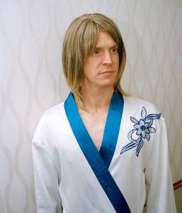 David as Björn.