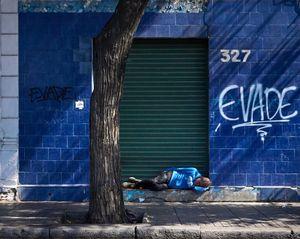 Blue nap