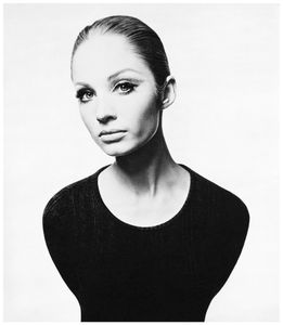 Susan Murray, 1965 © David Bailey