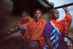 Maasai Gaze